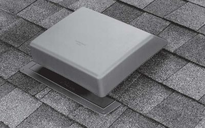 How to install a Vent in Shingles