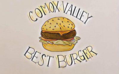 Comox Valley's Best Burger Contest!