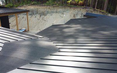 Metal Prolock Roof